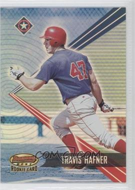 2001 Bowman's Best #175 - Travis Hafner /2999