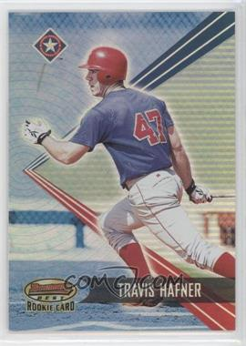 2001 Bowman's Best #175 - Travis Hafner /2999