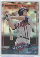 Chipper Jones /45