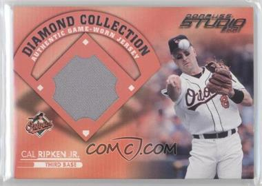 2001 Donruss Studio Diamond Collection #DC-3 - Cal Ripken Jr.