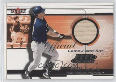 2001 Fleer [???] #N/A - Phil Nevin
