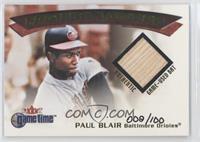 Paul Blair /100