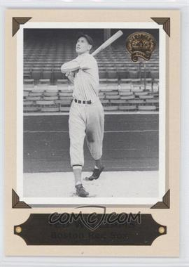 2001 Fleer Greats of the Game - Retrospection Collection #5RC - Ted Williams