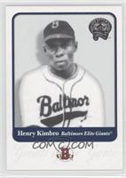 Henry Kimbro