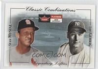 Stan Musial, Lou Gehrig