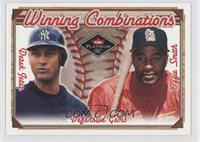 Derek Jeter, Ozzie Smith /2000