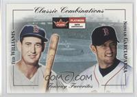 Nomar Garciaparra, Ted Williams /250