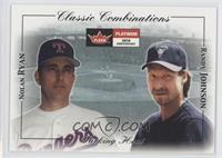 Nolan Ryan, Randy Johnson /250