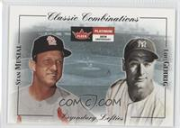 Stan Musial, Lou Gehrig