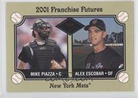 Mike Piazza, Alex Escobar /201