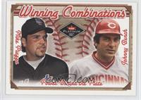Mike Piazza, Johnny Bench /1000