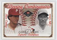 Steve Carlton, Lefty Grove /250