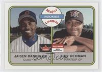 Jaisen Randolph, Tike Redman