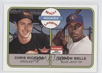 Chris Richard, Vernon Wells