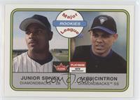 Junior Spivey, Alex Cintron