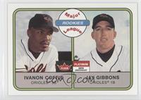 Ivanon Coffie, Jay Gibbons