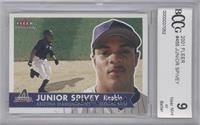 Junior Spivey [ENCASED]