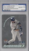Alex Rodriguez /50 [ENCASED]