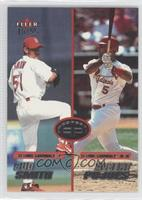 Bud Smith, Albert Pujols /1499