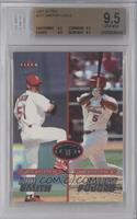 Bud Smith, Albert Pujols /1499 [BGS 9.5]