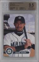 Ichiro Suzuki [BGS9.5]