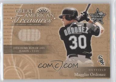 2001 Leaf Rookies & Stars [???] #2 - Magglio Ordonez