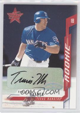 2001 Leaf Rookies & Stars [???] #243 - Travis Hafner