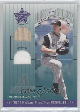 2001 Leaf Rookies & Stars [???] #DFS-15 - Randy Johnson