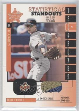 2001 Leaf Rookies & Stars [???] #SS-12 - Cal Ripken Jr.