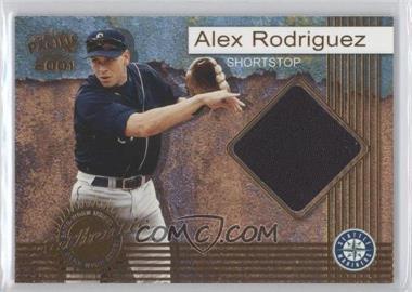 2001 Pacific - Game-Worn Jerseys #8 - Alex Rodriguez