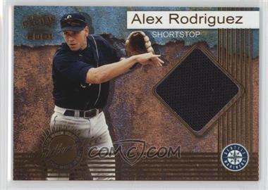 2001 Pacific Game-Worn Jerseys #8 - Alex Rodriguez