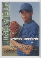 Orlando Woodards /3995