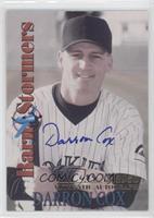 Darron Cox /3950