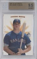 Mark Teixeira /1500 [BGS 9.5]
