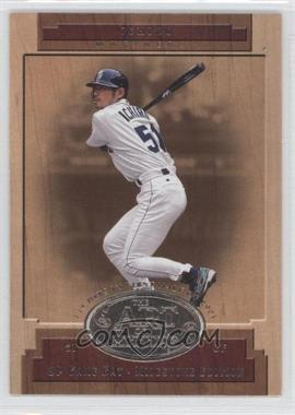 2001 SP Game Bat Edition Milestone - The Art of Hitting #AH-6 - Ichiro Suzuki