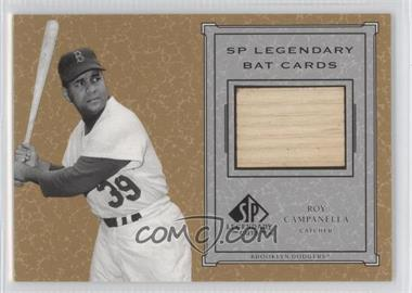 2001 SP Legendary Cuts - Legendary Bats #B-RCA - Roy Campanella