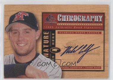 2001 SP Top Prospects [???] #N/A - Michael Cuddyer