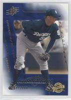Rookies/Young Stars - Brian Lawrence /2000