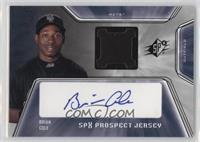 Prospect Jersey Autograph - Brian Cole