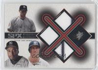 Andy Pettitte, Bernie Williams, Paul O'Neill