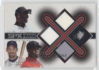 Barry Bonds, Luis Gonzalez, Ken Griffey Jr.