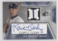 Prospect Jersey Autograph - Xavier Nady