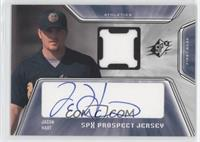 Prospect Jersey Autograph - Jason Hart
