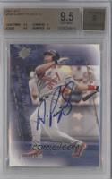 Rookies/Young Stars Autograph - Albert Pujols /1500 [BGS 9.5]