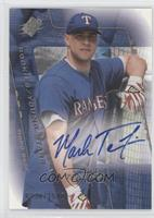 Rookies/Young Stars Autograph - Mark Teixeira /1500