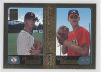 Adam Wainwright, Phil Dumatrait /2001