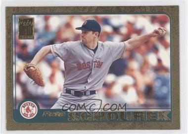 2001 Topps - [Base] - Gold #651 - Pete Schourek /2001