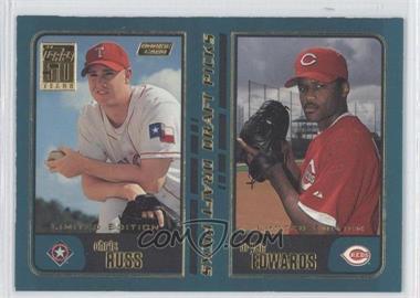 2001 Topps - [Base] - Limited Edition #744 - Bryan Edwards
