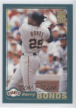 2001 Topps - [Base] #497 - Barry Bonds
