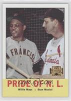 Willie Martinez, Stan Musial